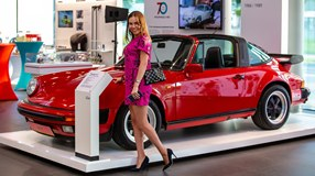 Sportscar Together Day в Порше Центр Пулково.
